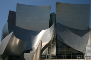 Walt Disney Concert Hall Gehry small