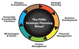 PSMJ Planning Wheel